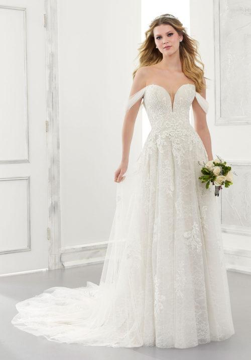 Morilee Allegra Style 2178 Wedding Dress