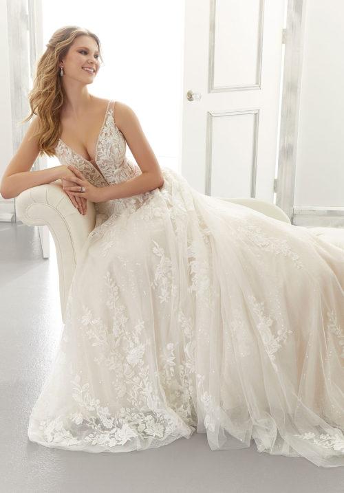 Morilee Ana Style 2179 Wedding Dress