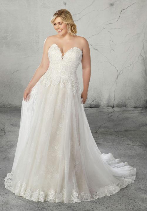 Morilee Rania Style 3261 Wedding Dress