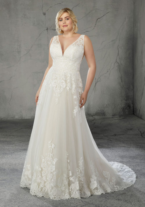 Morilee Rosario Style 3262 Wedding Dress