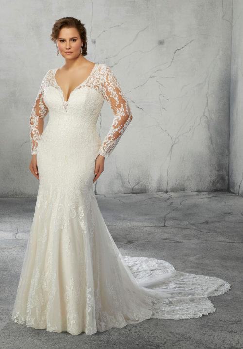 Morilee Ripley Style 3263 Wedding Dress