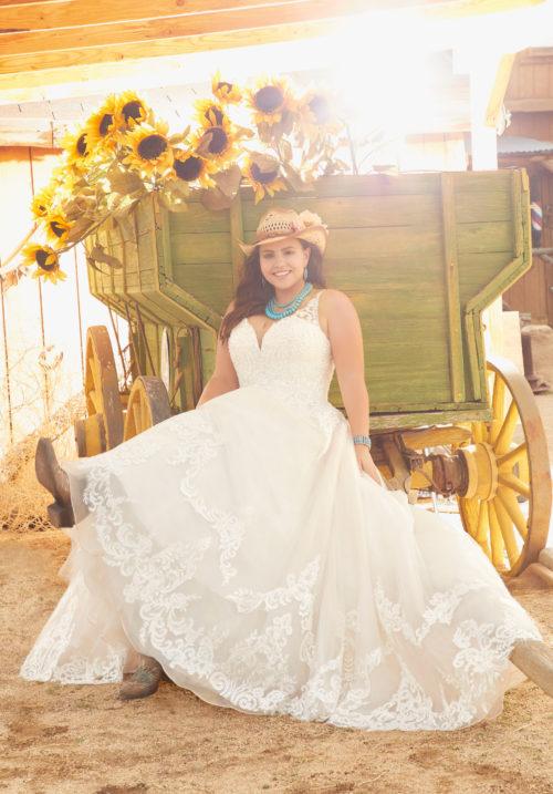 Morilee Rosanna Style 3264 Wedding Dress