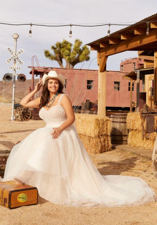 Morilee Ruby Style 3270 Wedding Dress
