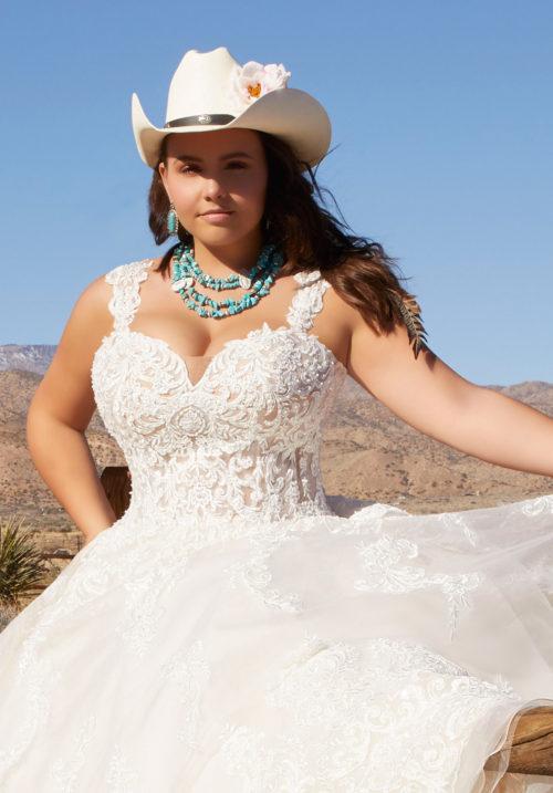 Morilee Rhonda Style 3272 Wedding Dress