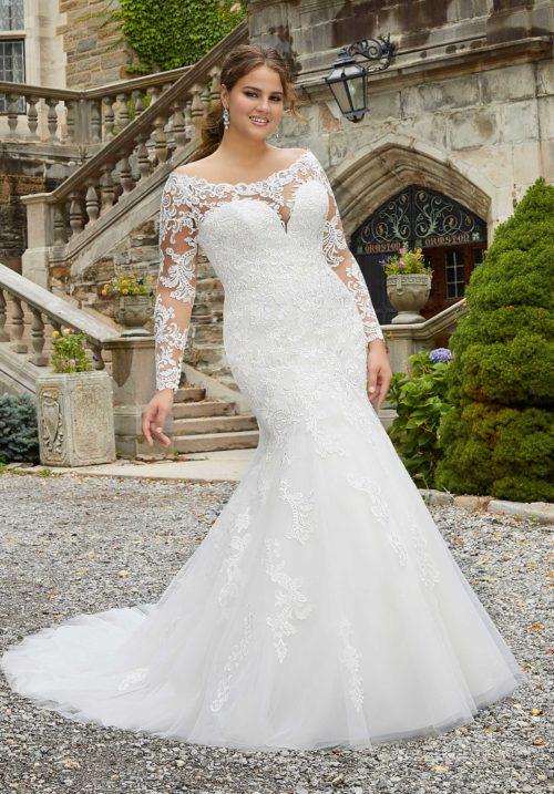 Morilee Sasha Style 3285 Wedding Dress