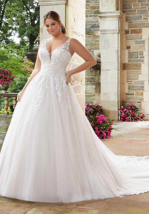 Morilee Sigourney Style 3286 Wedding Dress