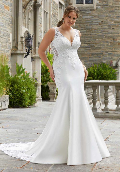 Morilee Sunny Style 3287 Wedding Dress