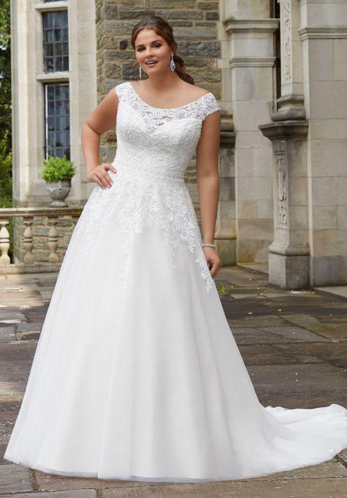 Morilee Susan Style 3288 Wedding Dress
