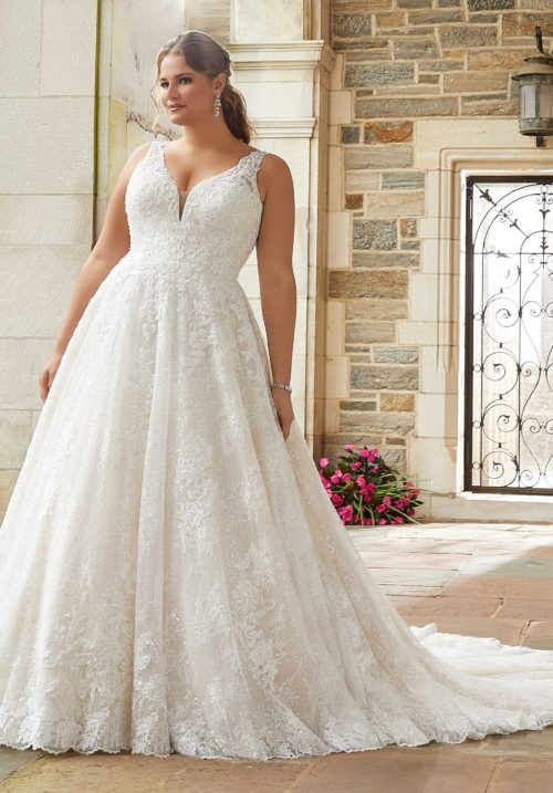 Morilee Selene Style 3290 Wedding Dress