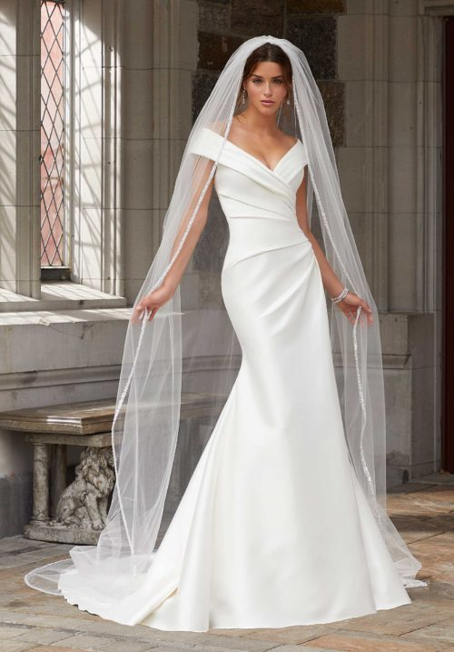 Morilee Stacey Style 5812 Wedding Dress