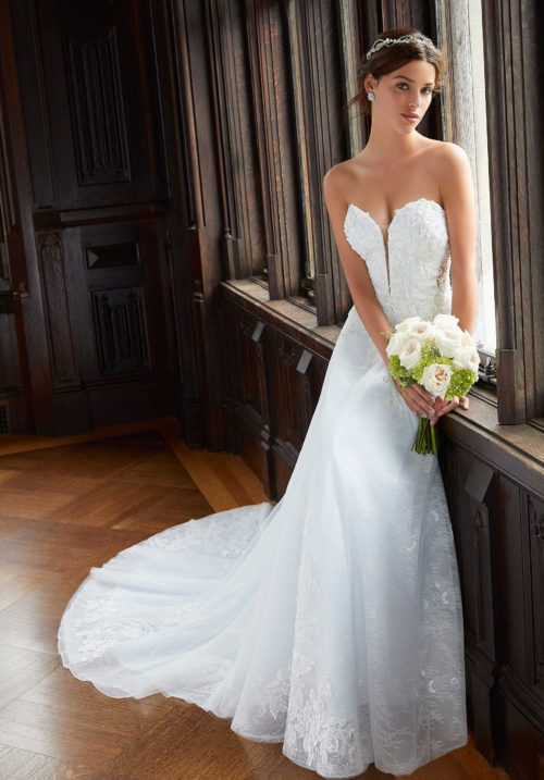 Morilee Shireen Style 5813 Wedding Dress