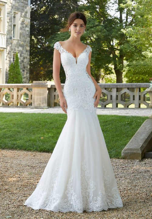 Morilee Shirley Style 5815 Wedding Dress