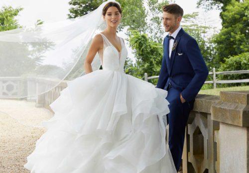 Morilee Stella Style 5818 Wedding Dress