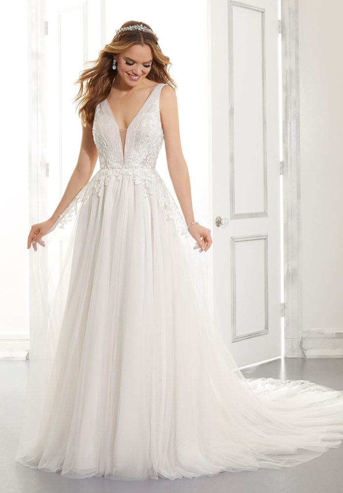 Morilee Amanda Style 5864 Wedding Dress