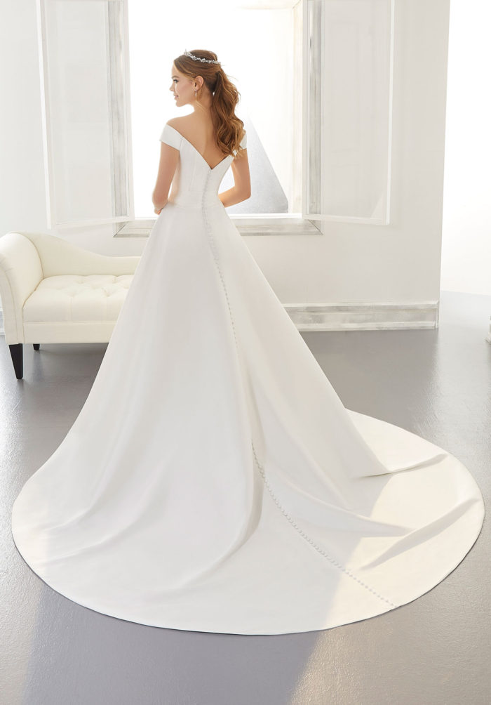 Morilee Ainsley Style 5865 Wedding Dress