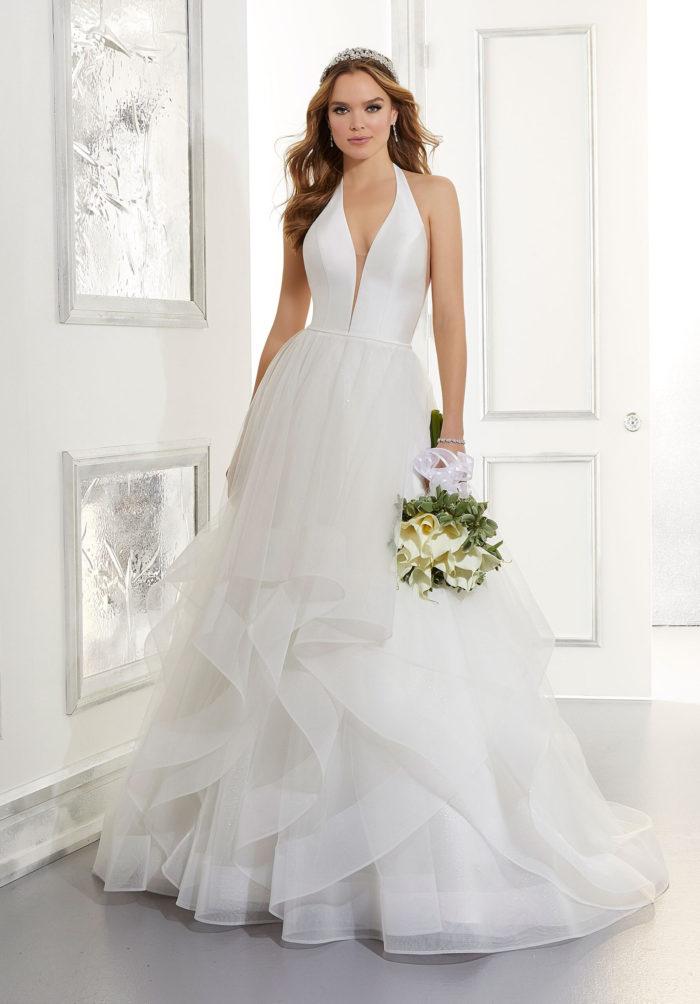 Morilee Arabella Style 5866 Wedding Dress