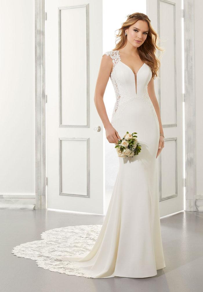 Morilee Aisha Style 5868 Wedding Dress