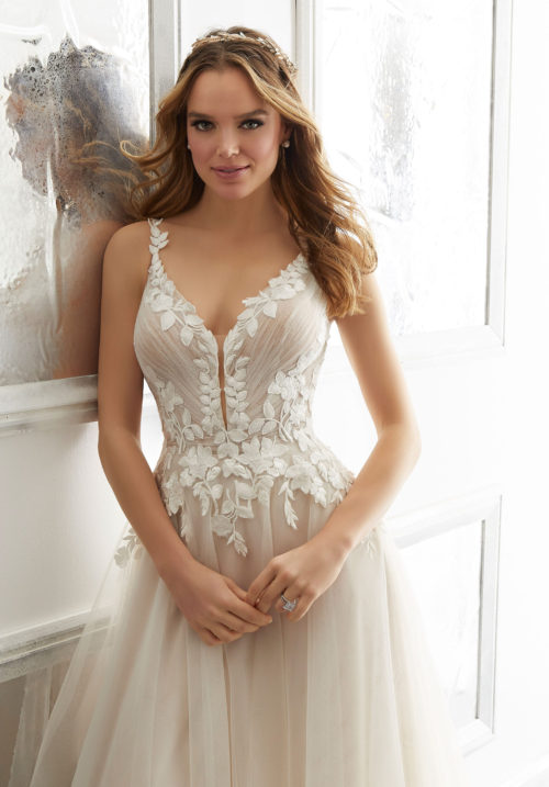 Morilee Artemis Style 5871 Wedding Dress