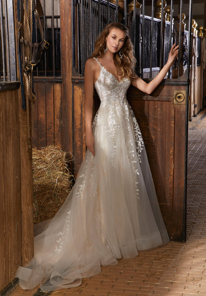 Morilee River Style 6911 Wedding Dress