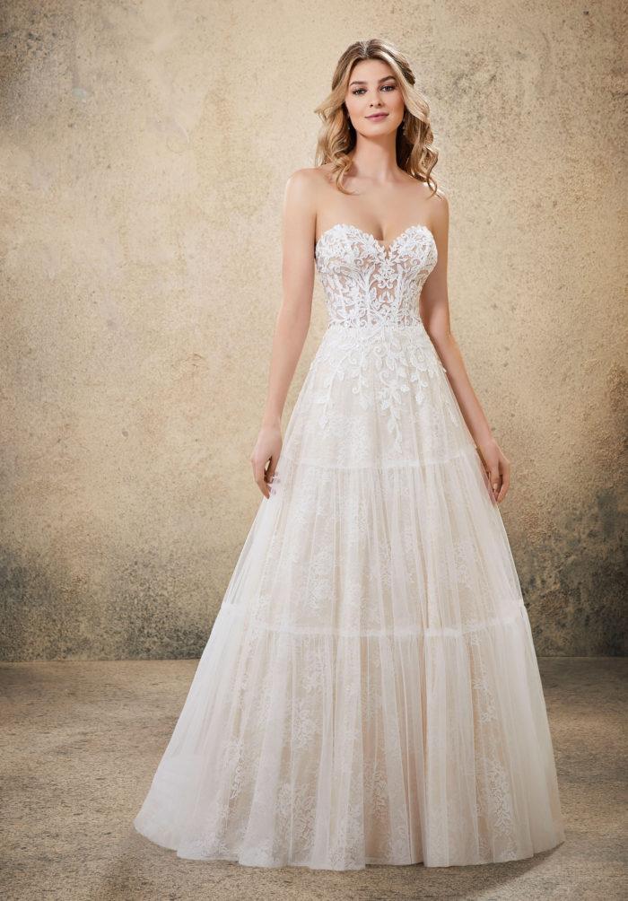 Morilee Ricki Style 6913 Wedding Dress
