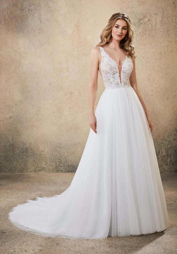 Morilee Raven Style 6914 Wedding Dress