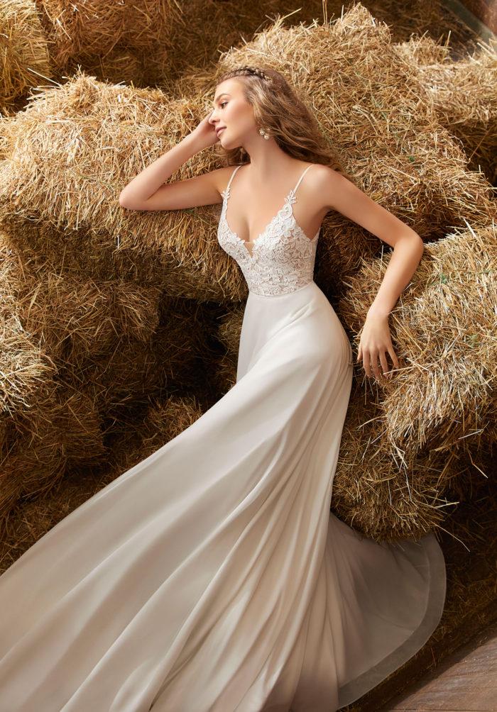 Morilee Roxie Style 6915 Wedding Dress