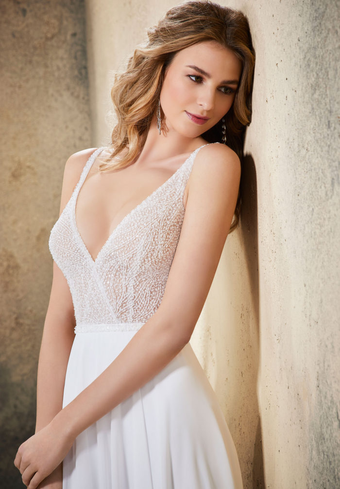 Morilee Rio Style 6916 Wedding Dress