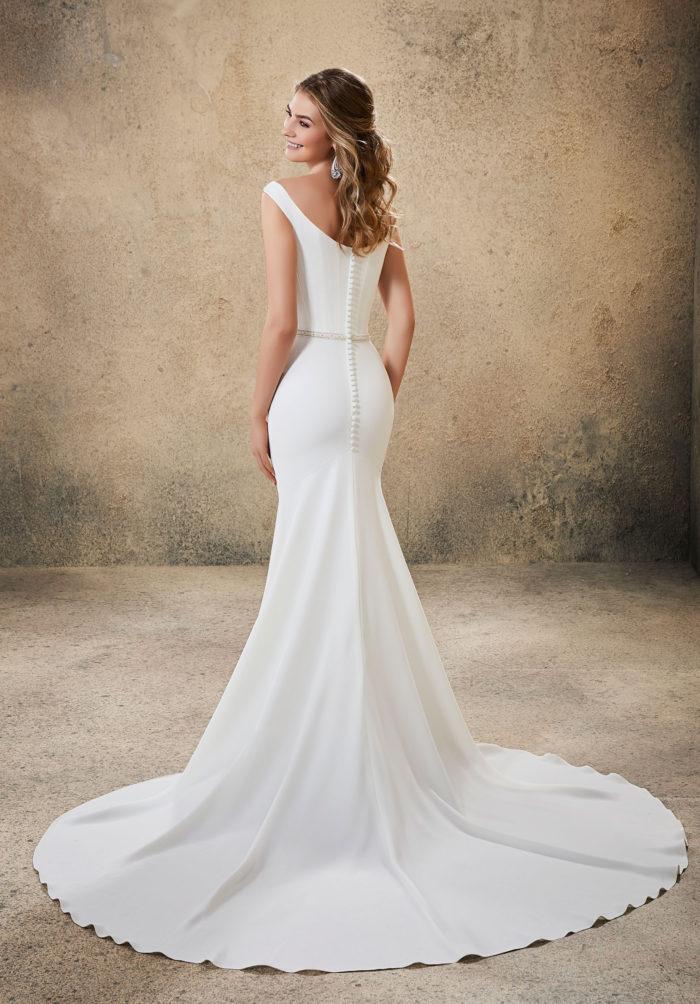 Morilee Rumer Style 6917 Wedding Dress