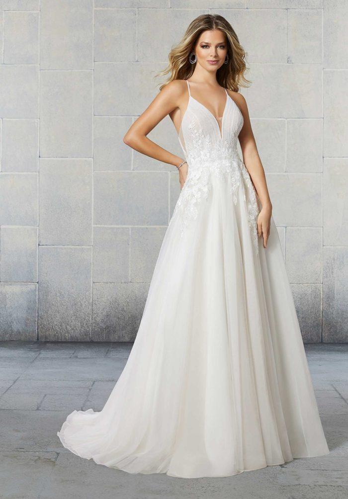 Morilee Skye Style 6921 Wedding Dress