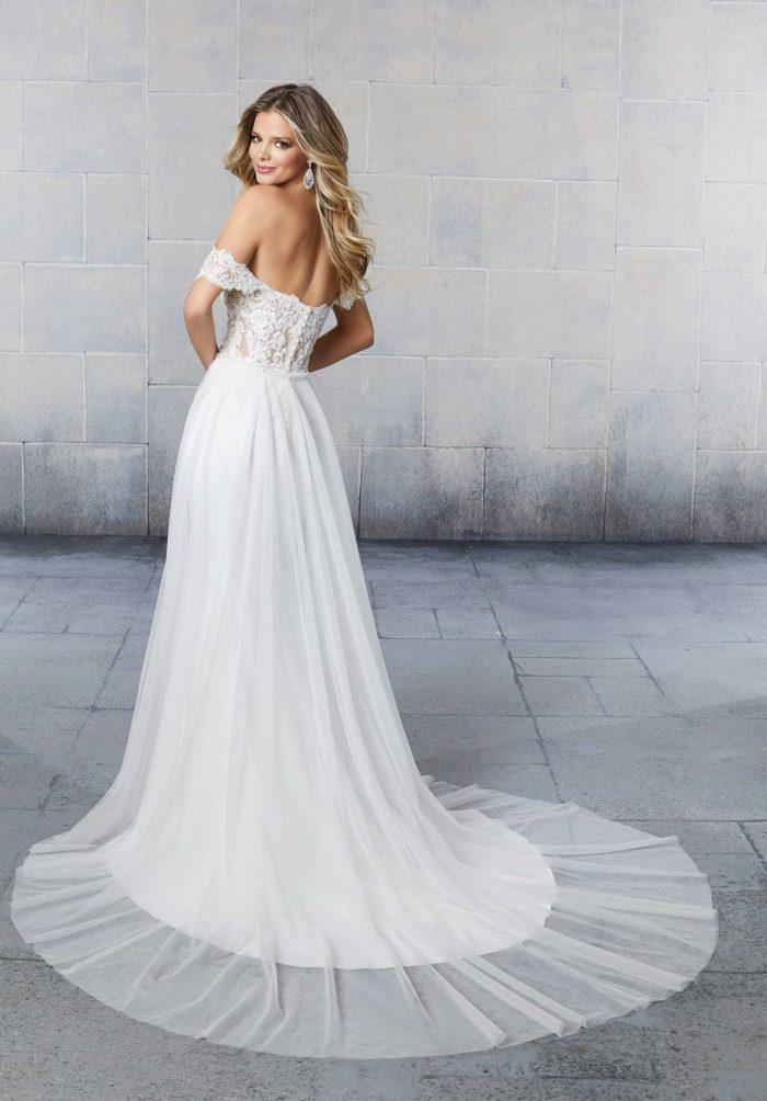 Morilee Scout Style 6922 Wedding Dress