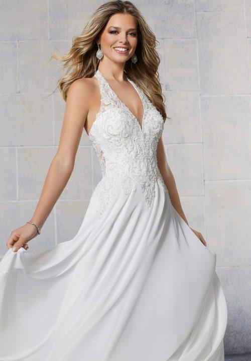 Morilee Sierra Style 6924 Wedding Dress