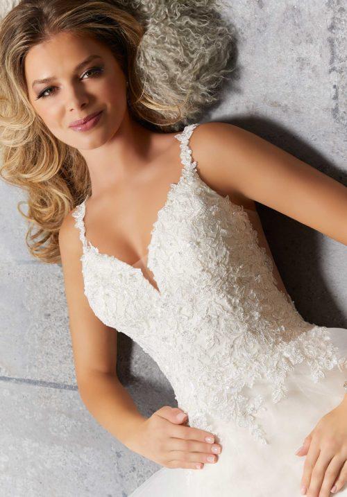 Morilee Sybil Style 6926 Wedding Dress