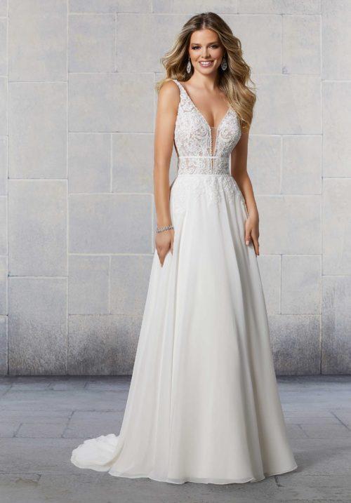 Morilee Shiloh Style 6927 Wedding Dress
