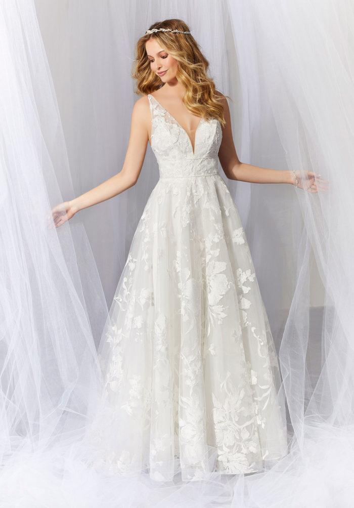 Morilee Alaina Style 6932 Wedding Dress