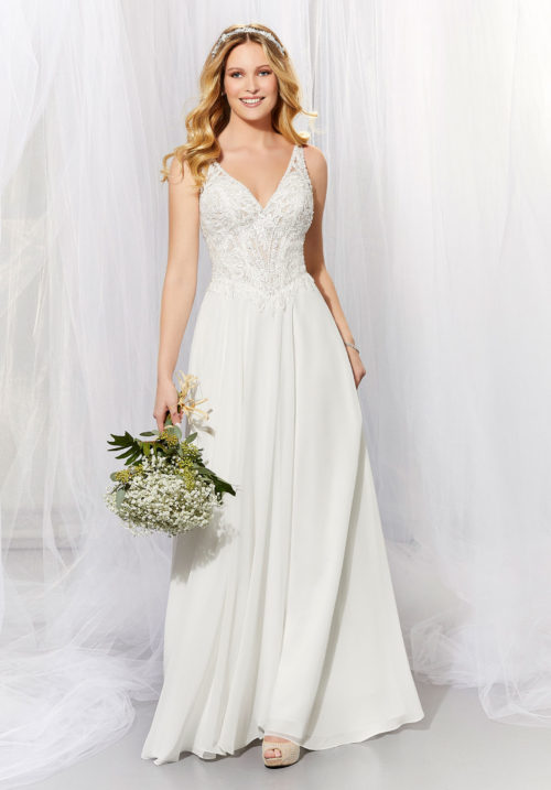 Morilee Alicia Style 6937 Wedding Dress