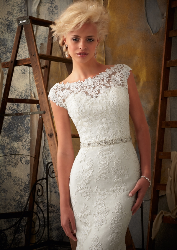 Morilee Style 1901 Wedding Dress