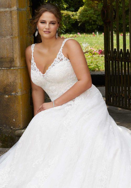Morilee Samantha Style 3281 Wedding Dress