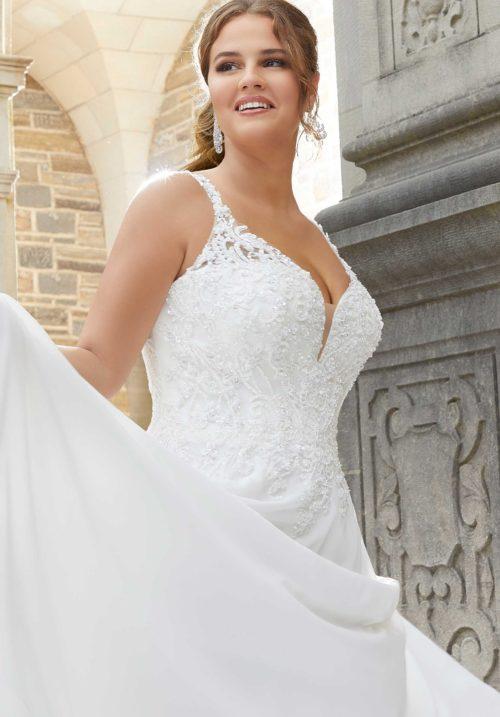 Morilee Sylvia Style 3282 Wedding Dress