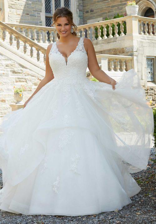 Morilee Sharona Style 3284 Wedding Dress