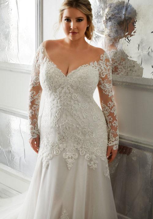 Morilee Adrian Style 3301 Wedding Dress