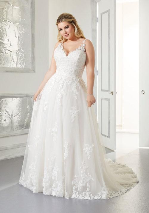 Morilee Arlene Style 3302 Wedding Dress