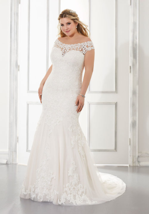 Morilee Aretha Style 3303 Wedding Dress