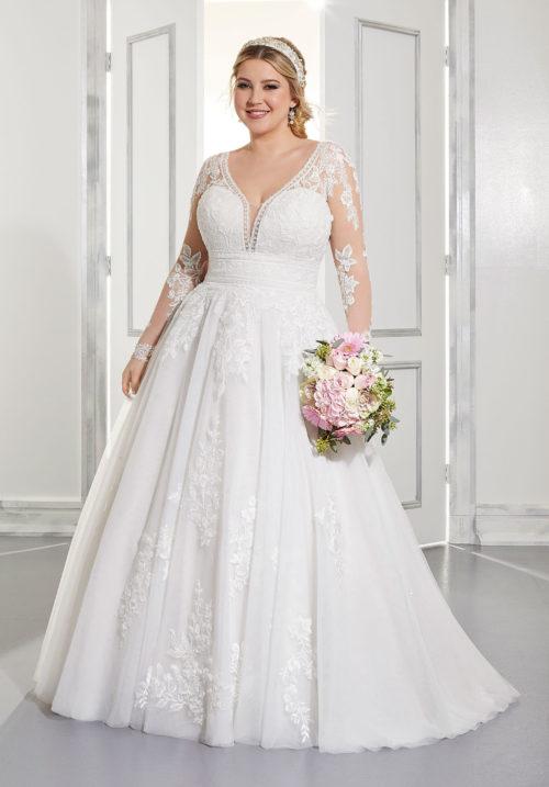 Morilee Ama Style 3304 Wedding Dress
