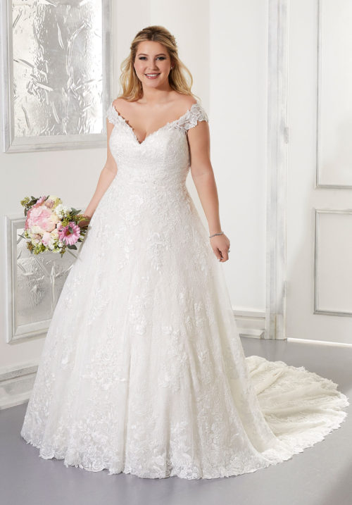 Morilee Audrina Style 3305 Wedding Dress