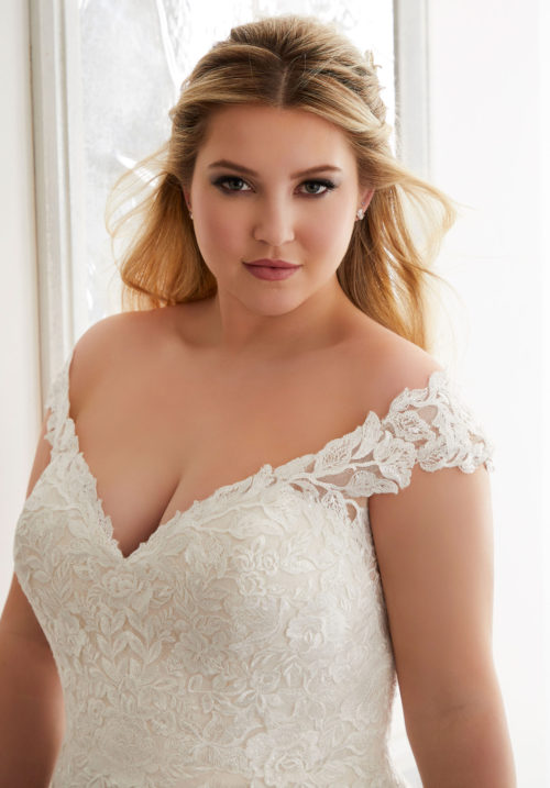 Morilee Audrina Style 3305 Wedding Dress