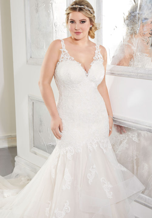 Morilee Antonia Style 3306 Wedding Dress