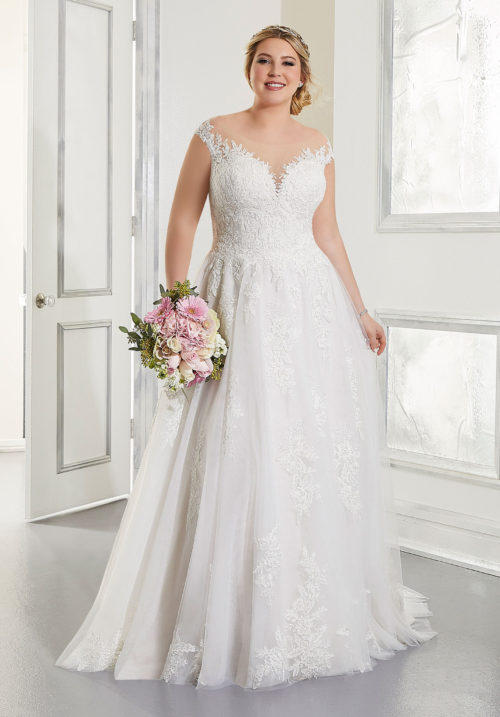 Morilee Agnes Style 3307 Wedding Dress