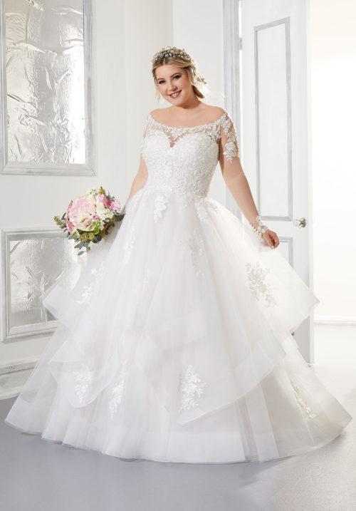 Morilee Alyssa Style 3308 Wedding Dress